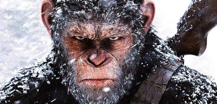 """""""Đại chiến hành tinh khỉ"""" – Cái kết mãn nhãn và xúc động cho loạt phim bom tấn """"The Apes"""""""