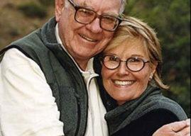 Chuyện tình đẹp như mơ của tỷ phú Warren Buffett