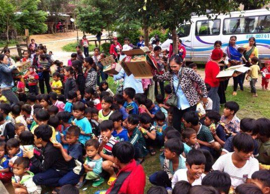 Hội Bác Ái Faustina gây quỹ lần 2 trợ giúp trẻ em mồ côi khuyết tật và người nghèo tại Việt Nam
