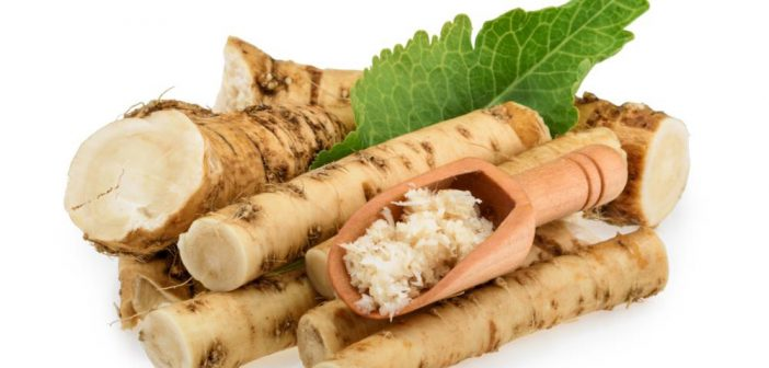 Horseradish contains 10x more glucosinolate than broccoli, making it a potent cancer-fighting superfood