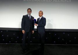 Tiến Sĩ Kevin Huy Lê được vinh danh tại Đại Học UTA