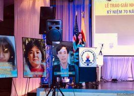 Ba nhà hoạt động Việt được vinh danh nhân Ngày Nhân quyền Quốc tế