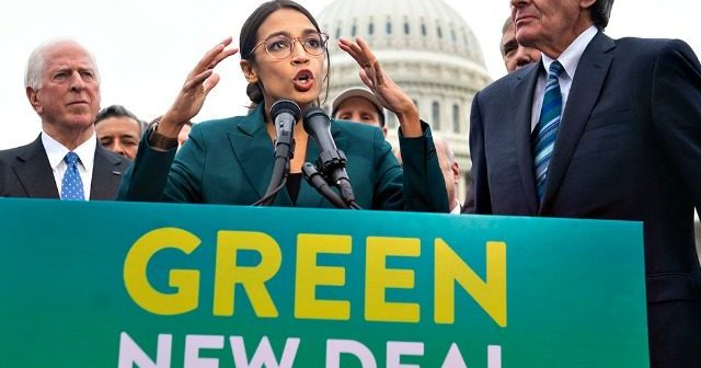 U.S. Energy Sector: 'Immoral' Green New Deal Advances Socialist Agenda