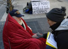 Sanctuary Cities Welcome Illegal Aliens with 'Open Arms' While 38K American Veterans Remain Homeless