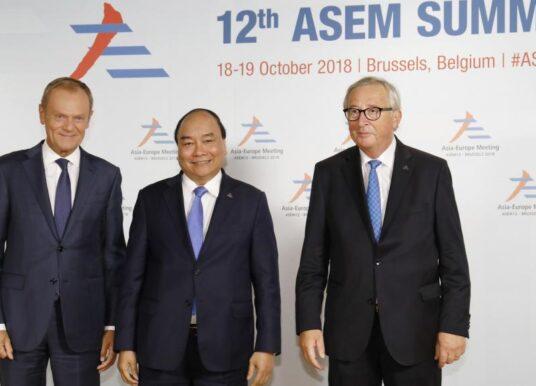Hiệp định thương mại và bảo hộ đầu tư Việt Nam-Châu Âu được ký ngày 30/6 tại Hà Nội