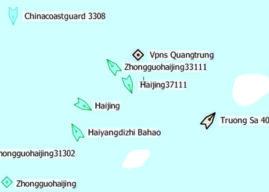 Hai tàu khu trục Việt Nam đi vào bãi Tư Chính: 'Nguy cơ hải chiến đã tăng'?