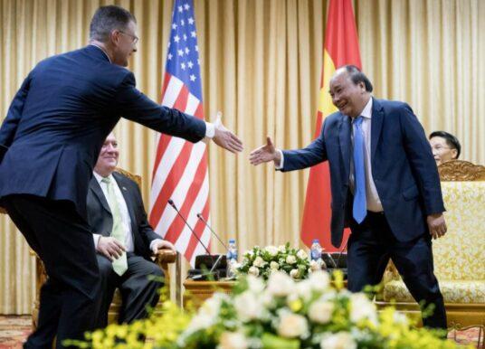 Việt Nam và Mỹ 'đã trở thành đối tác và bạn bè đúng nghĩa'