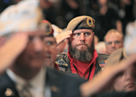 WSJ: Veterans Feel Betrayed by Colleges that Undermine American Values