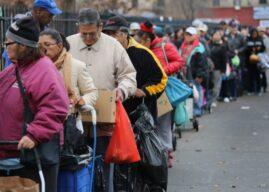 3.7 triệu người Mỹ sẽ mất food stamp nếu Chính Phủ Trump đổi luật