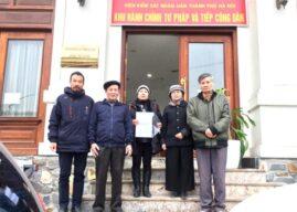 Giới vận động nhân quyền đòi khởi tố vụ công an giết ông Lê Đình Kình