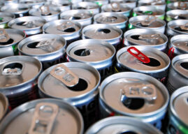 You should cut back on energy drinks – they can give you heart problems