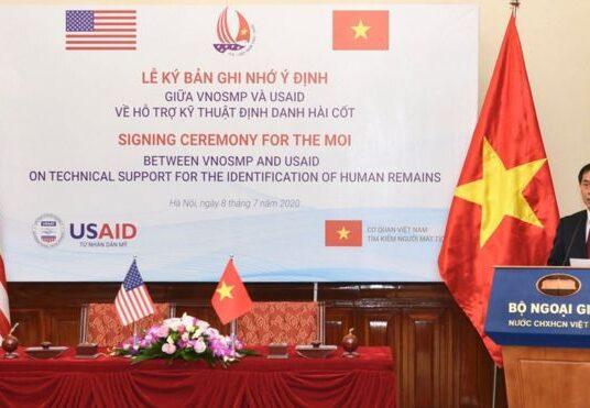 Hoa Kỳ hợp tác 'tìm hài cốt vô danh ở Việt Nam'