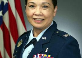 Một phụ nữ gốc Việt lên chức Đại Tá Không Quân Mỹ