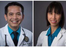 Vợ chồng bác sĩ gốc Việt khám chữa bệnh COVID-19 miễn phí tại vùng biên Mỹ-Mexico