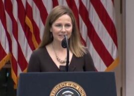 Amy Coney Barrett Picked By Trump As U.S. Supreme Court Nominee