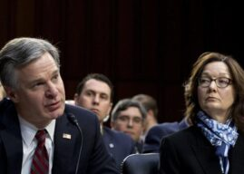 Trump To 'Immediately Fire' FBI, CIA Directors If Reelected