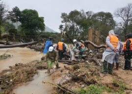 Ít nhất 7 người chết và mất tích do mưa lũ ở Khánh Hòa và Lâm Đồng