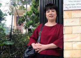 Nhà hoạt động Nguyễn Thúy Hạnh 'bị bắt' khi VN vừa có tân chính phủ
