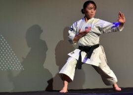 Nữ võ sĩ gốc Á Châu bị kỳ thị trong công viên ở Orange