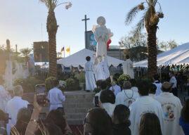 Hơn 5,000 người 'Vào Sa Mạc với Mẹ La Vang' tại Las Vegas